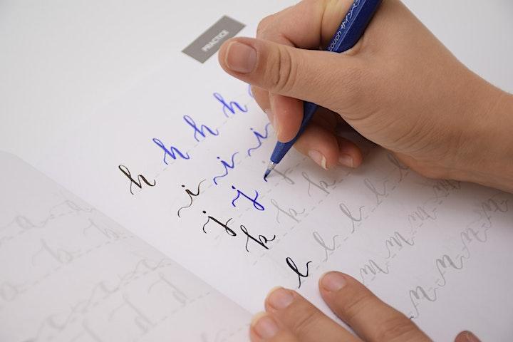 Learn Brush Lettering Workshop image