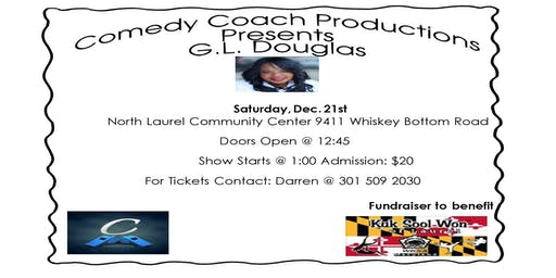 Comedy Holiday Show sponsored by Kuk Sool Won of L
