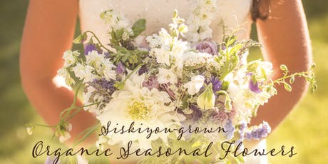 Bring on the Beauty!  Craft and Sip Seasonal Wreath Making Class tickets