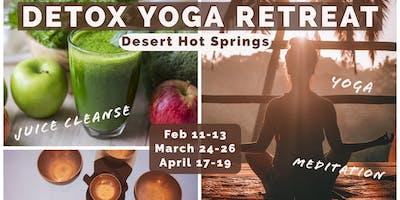 Detox Yoga Retreat - New Year!