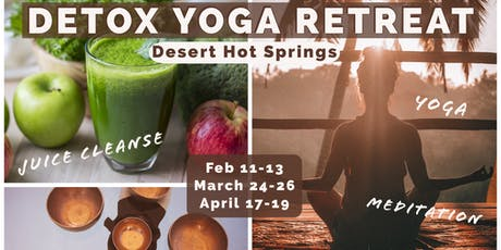 Detox Yoga Retreat - New Year! tickets