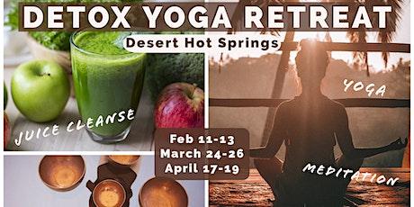 Detox Yoga Retreat tickets