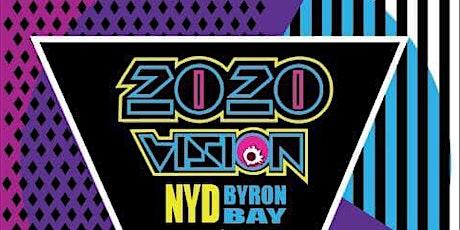 2020 Vision NYD Byron Bay tickets