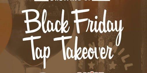 Black Friday Epic Stout Main & Mill Tap Takeover