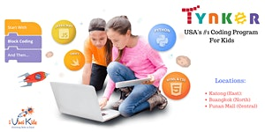 Tynker - Coding For Kids Trial Class (Katong)