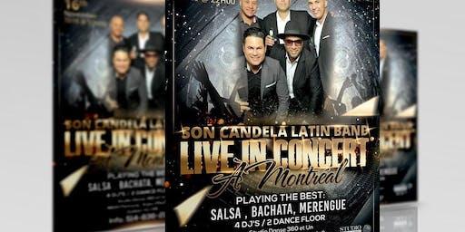 Latino  Salsa dancing night with live band