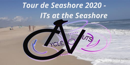 Tour de Seashore 2020 - ITs at the Atlantic Seashore, Maryland