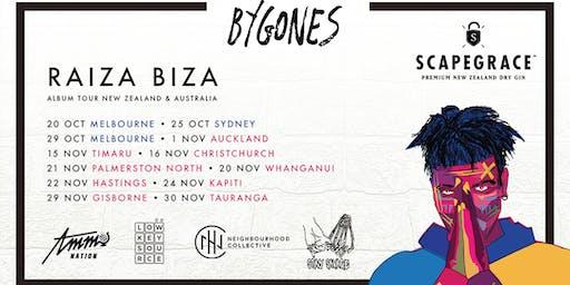 Raiza Biza ByGones Album Tour - Kāpiti