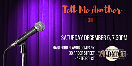 Tell Me Another: Chill tickets