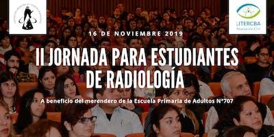 II Jornada para Estudiantes de Radiología