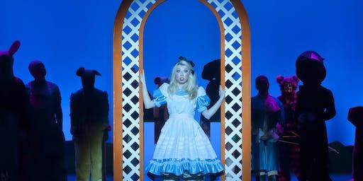 Alice in Wonderland: A British Panto