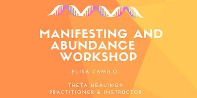 Theta Healing® Manifesting and Abundance Workshop