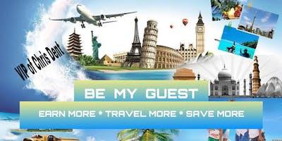 FREE VIP TICKET!!!! - PROFESSIONAL TRAVEL SEMINAR