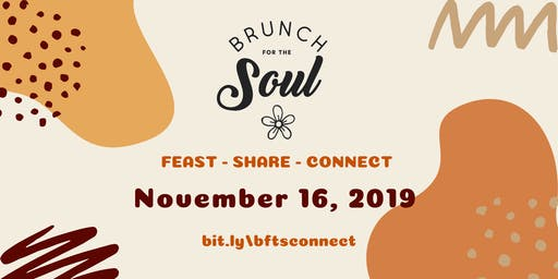 Brunch for the Soul: CONNECT