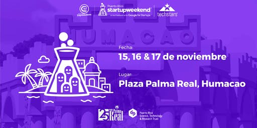Techstars Startup Weekend | HUMACAO