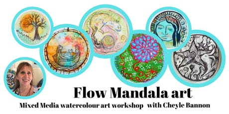 Flow Mandala Painting tickets