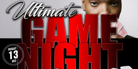 Ultimate Game Night tickets