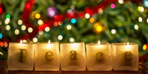 Experience PEACE through the Holidays