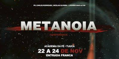 Metanoia Conference - Lugares Mais Altos (Peça)