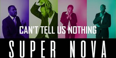 The Supernova: Friday Night Improv Comedy featuring Can't Tell Us Nothing
