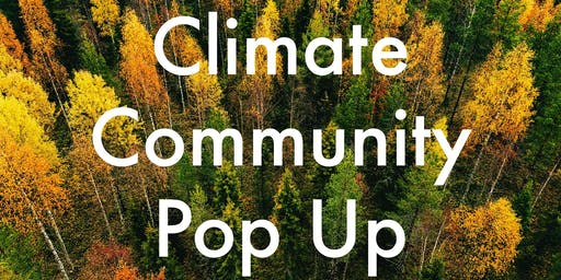 Climate Community Pop Up