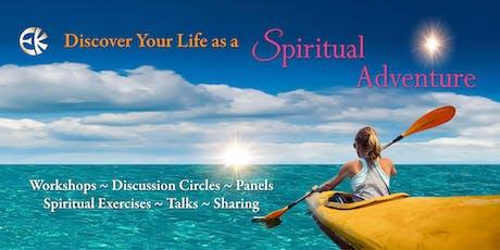 Discover Your Spiritual Adventure tickets