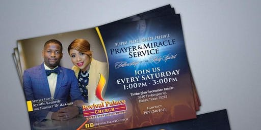Prayer & Miracle Service