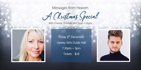Messages from Heaven - A Christmas Special tickets