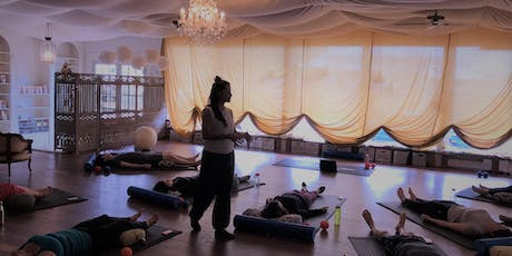 Unlocking the Breath with Movement PART IV tickets