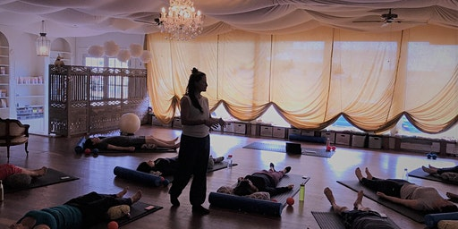 Unlocking the Breath with Movement PART IV