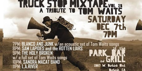 Truck Stop Mixtape Vol 29: A Tribute To Tom Waits tickets