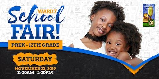 Ward 7 School Fair