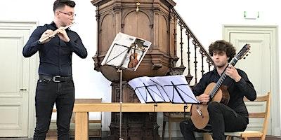 Vrijdagmiddagconcert - Bogdan Preda & Paul Sessoms