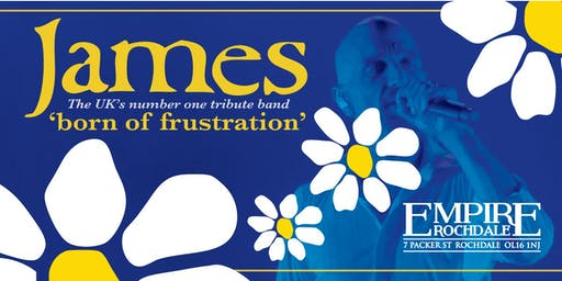 James tribute band Born Of Frustration