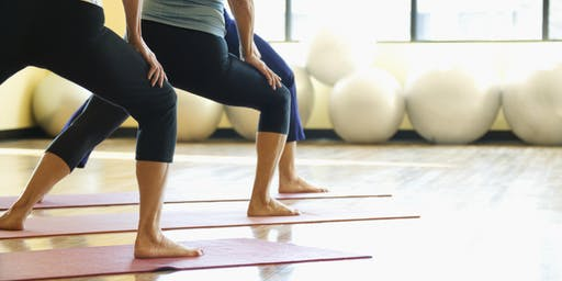 Yoga at Stanton Village Hall