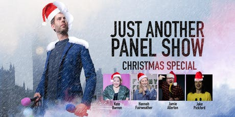 Just Another Panel Show - Christmas Special tickets