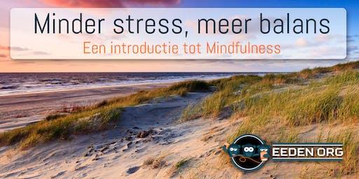 Minder Stress, Meer Balans: een introductie tot Mindfulness