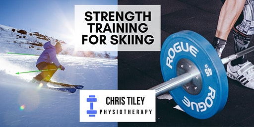Practical Workshop:  Strength Training for Skiing and Snowboarding