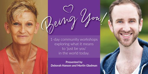 Just Be You! - 1 Day Community Workshops in Bendigo