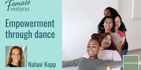 Empowerment through dance   FV The Hague tickets