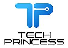 Tech Princess logo