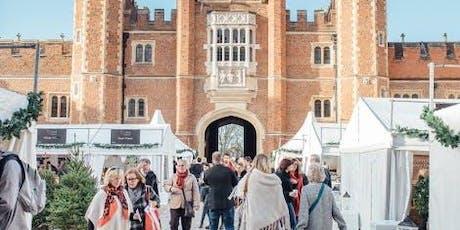 Hampton Court Christmas Market tickets