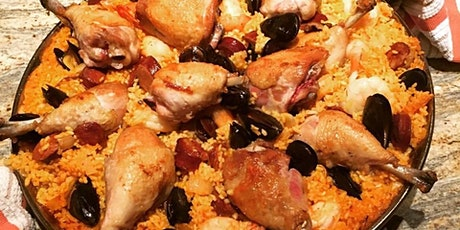 Paella & the Cuisine of Spain tickets