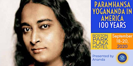 100th Anniversary of Yogananda's Arrival in Boston tickets