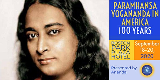 100th Anniversary of Yogananda's Arrival in Boston