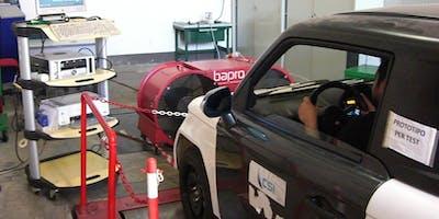 Laboratorio omologazione veicoli elettrici
