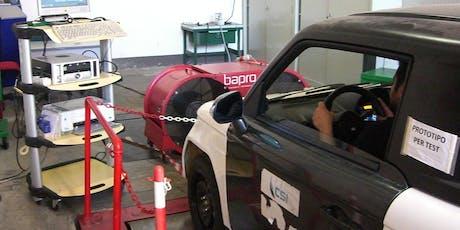 Laboratorio omologazione veicoli elettrici biglietti