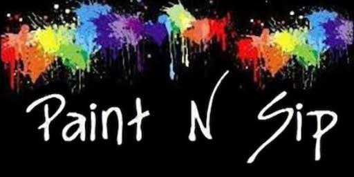 Paint N Sip Fundraiser