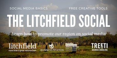 Litchfield Regional Tourism Social Media Workshop [Darwin]