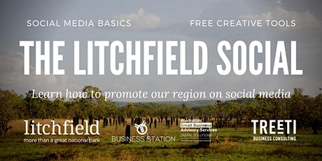 Litchfield Regional Tourism Social Media Workshop [Darwin] tickets